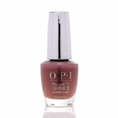 OPI Infinite Shine Nail Lacquer, Linger Over Coffee IS L53 0.5 Fluid Ounce