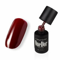 OneDor® One Step Gel Polish UV Led Cured Required Soak Off Nail Polish No Base or Top Coat Nail Need