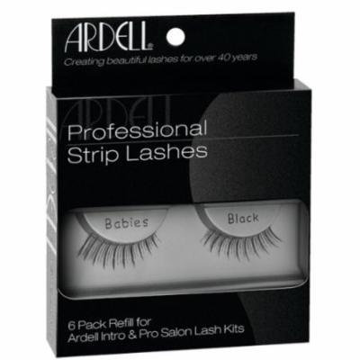 Ardell Invisibands False Eyelashes - Babies Black 6-Count (Pack of 6)