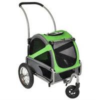 Dutch Dog Design DoggyRide DRMNST02-GR Doggyride Mini Dog Stroller - Outdoors Green