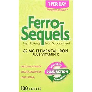 Ferro Sequels Tablets, 100 Count