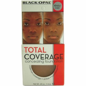 Black Opal Total Coverage Concealing Foundation - Heavenly Hone 3-Count (Pack of 2)