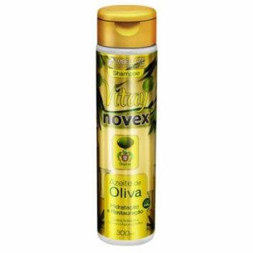 Novex Olive Shampoo 10.1 oz. (Pack of 2)