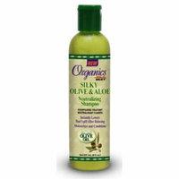 Organics Silky Olive & Aloe Neutralizing Shampoo 8 Oz