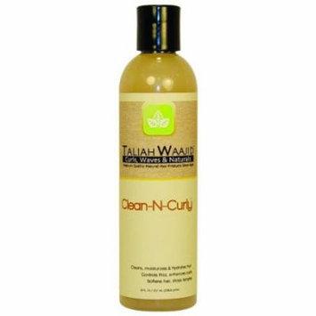 Taliah Waajid Clean N Curly Shampoo 8 oz. (Pack of 6)