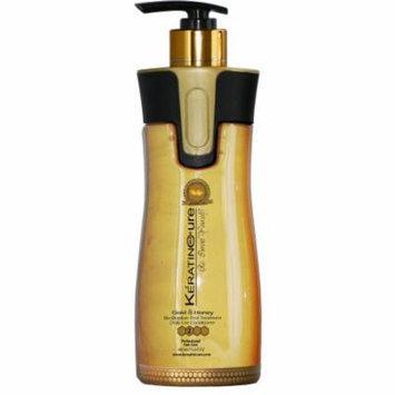 Keratin Cure Gold & Honey Bio-Brazilian Sulfate Free Daily Conditioner 460ml/10floz