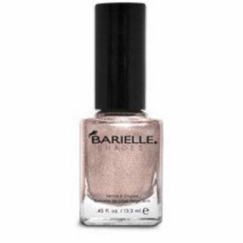 Barielle Brown Sparkes Nail Polish, Ligh Brown with Sparkles, 0.45 Ounce