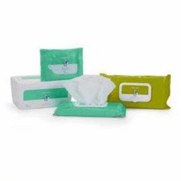 CARDINAL HEALTH - MED 552BWSU80 Baby Wipes, Fragrance Free - 80 per tub