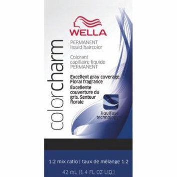 Wella Color Charm Liquid Haircolor - #0542 - Dark Blonde Int Ash 1.4 oz. (Pack of 2)
