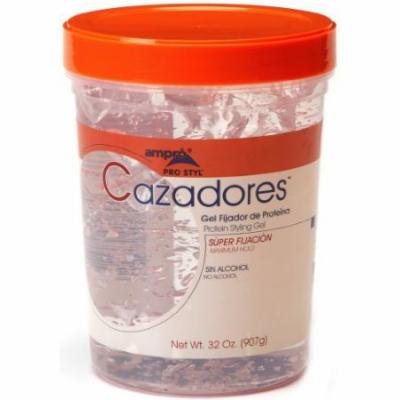 Ampro Cazadorez Style Gel 32 oz. (Pack of 2)