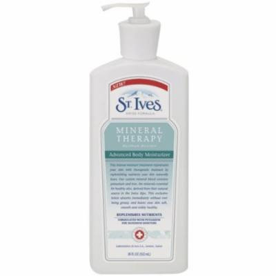 St. Ives Mineral Therapy Advanced Body Moisturizer