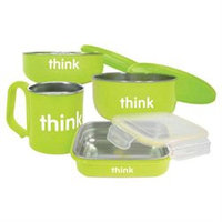 Thinkbaby The Complete Feeding Set - Green