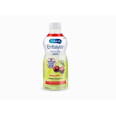 Enfamil enfalyte cherry splash oral electrolyte hydration solution, 6 pack Case