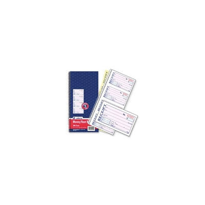 Adams Business Forms Tax and Accounting Forms Money/Rent Receipt Book