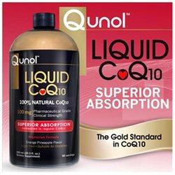 Qunol Liquid CoQ10 100mg, 20 fl oz