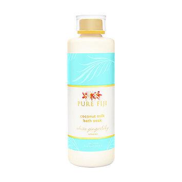 Pure Fiji Coconut Milk Bath Soak - White Gingerlily