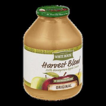 White House Harvest Blend Apple Sauce Original