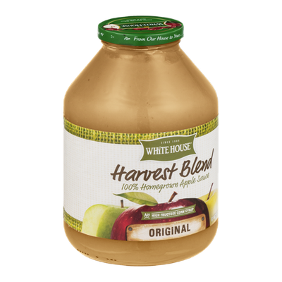 White House Harvest Blend Apple Sauce Original