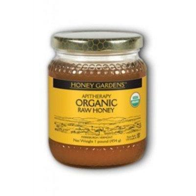 Honey Gardens Organic Raw Honey -- 1 lb