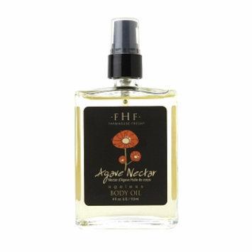 FarmHouse Fresh Body Oil, Agave Nectar, 4 fl oz