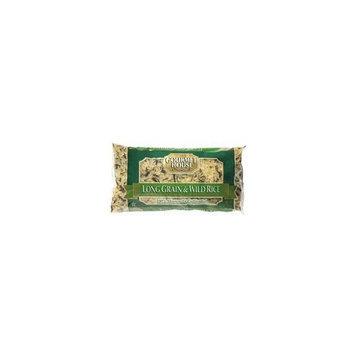 Gourmet House Long Grain & Wild Rice, 12-Ounce (Pack of 12)