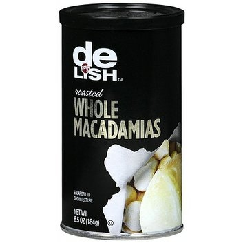 Good & Delish Whole Macadamias