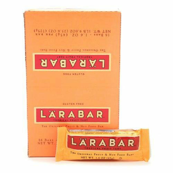 LaraBar Tropical Fruit Tart Case of 16 1.6 oz