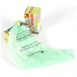Full Circle Renew Compostable Waste Bags, 25pk, Green