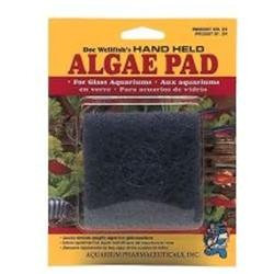 Topdawg Pet Supply API Hand Held Algae Pad for Glass