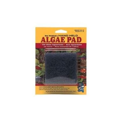 Topdawg Pet Supply API Hand Held Algae Pad for Glass