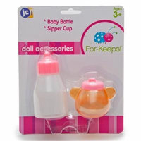 JC Toys Magic Bottle and Sippy Cup Combo