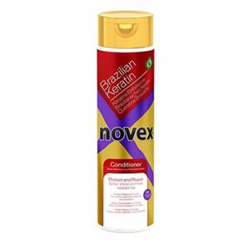 Embelleze Novex Brazilian Keratin Conditioner 10 oz. (Pack of 6)