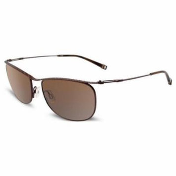 TUMI Sunglasses TATARA Brown 59MM