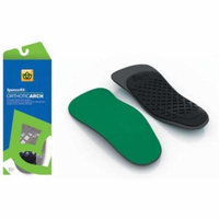 Complete Medical 4315803 Orthotic Arch Supports 3-4 Length Size 9-10 with Men 8-9