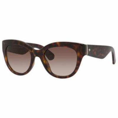 KATE SPADE Sunglasses SHARLOTTE/S 0EDJ Havana 52MM