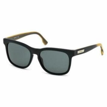DIESEL Sunglasses DL0151 02N Matte Black 55MM
