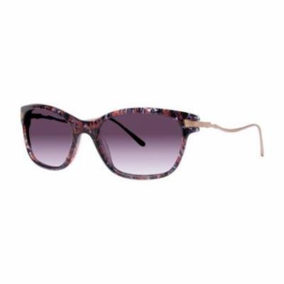 VERA WANG Sunglasses SEBILLE Red Tortoise 52MM