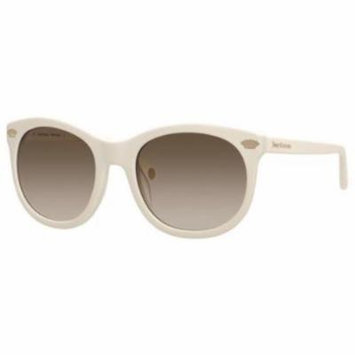 JUICY COUTURE Sunglasses 576/S 0EG8 Ivory 55MM