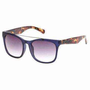 KENNETH COLE Sunglasses KC7185 91B Matte Blue 55MM