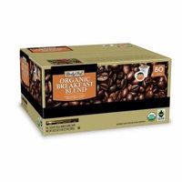 Daily Chef Organic Breakfast Blend Coffee, Single Serve (80 ct.)