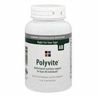 D'Adamo Personalized Nutrition - Polyvite AB - 120 Capsules