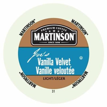 Martinson Coffee Vanilla Velvet, RealCup Portion Pack For Keurig Brewers, 96 Count