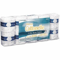 Kimberly-Clark Professional Kleenex Cottonelle Two-Ply Bathroom Tissue, 505 sheets, 40 ct