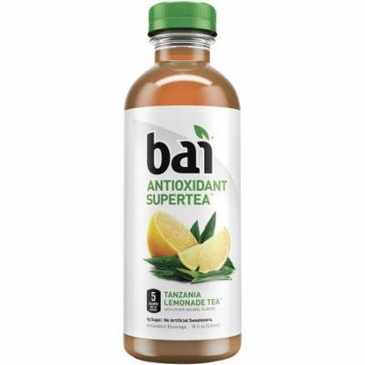 Bai Tanzania Lemonade Tea, Antioxidant Infused Tea, 18 Ounce (Pack of 12)