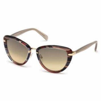 EMILIO PUCCI Sunglasses EP0011 20B Grey 56MM