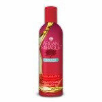 African Pride Argan Miracle Conditioning Shampoo 12 oz. (Pack of 2)