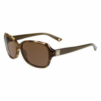 ANNE KLEIN Sunglasses AK7017 724 Blonde 57MM