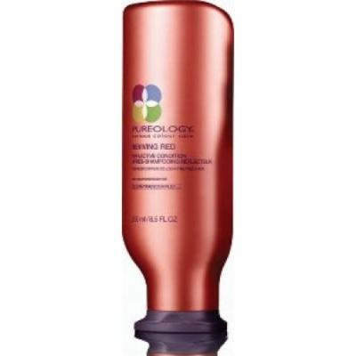 Pureology Reviving Red Reflective Conditioner for Red and Copper Color Treated Hair, 8.5 Ounce