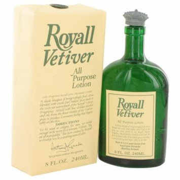 Royall Vetiver by Royall Fragrances,All Purpose Lotion 8 oz, For Men