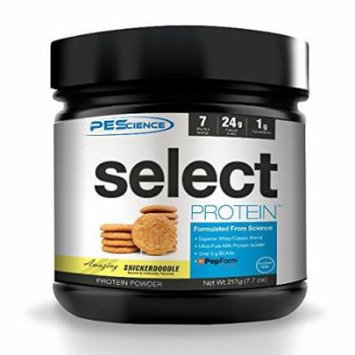 PEScience SELECT Protein Premium Blend, Snickerdoodle, 7 Servings